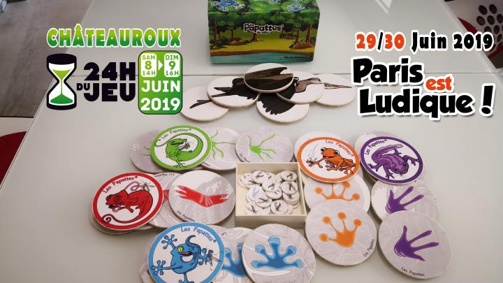 LEs Papattes de Table en Selection à Paris et Châteauroux