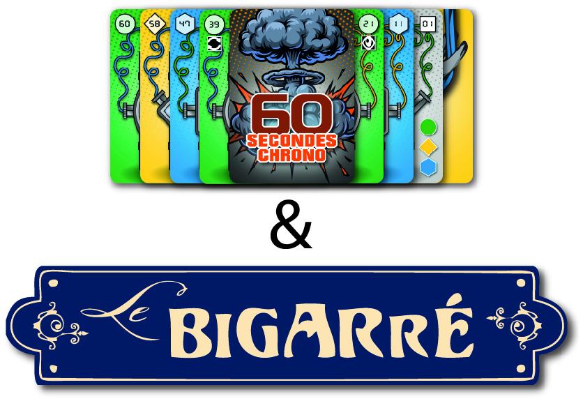 60 secondes Chrono, en test au Bigarré !