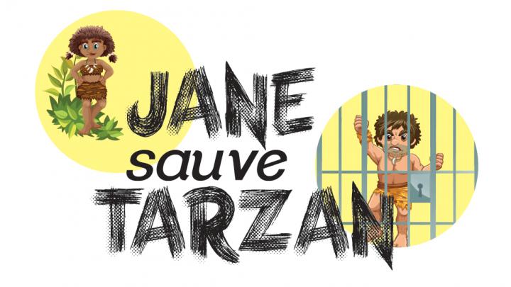JANE SAUVE TARZAN
